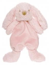 Nusseklud fra Teddykompaniet - Lolli Bunny - Rosa