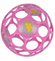 Oball Rangle - 9 cm - Pink