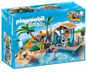 Ø-juicebar - PL6979 - PLAYMOBIL Family Fun
