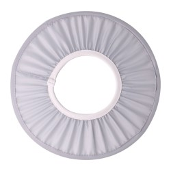 OOPSY Shower cap med blød elastik, grå