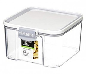 Opbevaringsboks - Sistema Ultra Square (460 ml)