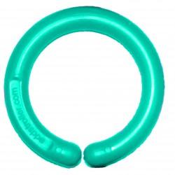 Ophængningsring til klæde og legetøj - Aqua (1 stk)