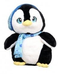 Oppustelige Bamse Pingvin 60cm