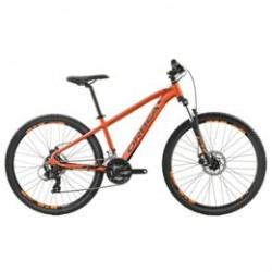 Orbea MX26 Dirt mountainbike med 7 gear - Orange/sort