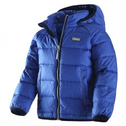 Overgangsjakke fra Reima - Letvægts dunjakke - Blå
