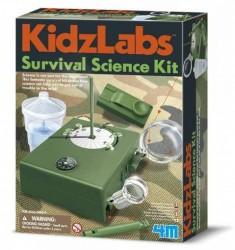 Overlevelseskit - Survival Science fra KidzLabs fra 4M