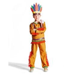 Oxybul Indianer Kostume, 3-5 År