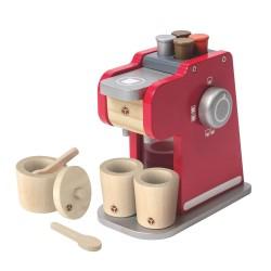 Oxybul Kaffemaskine I Træ