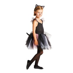 Oxybul Kattekjole Med Kattehårbøjle, 3-5 År