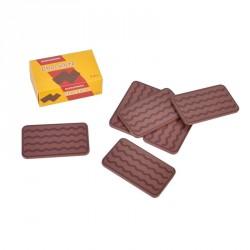 Pålægchokolade i æske fra MaMaMeMo