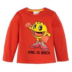 Pac Man Bluse - Pac Is Back Orange