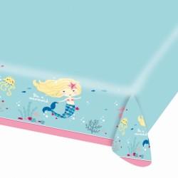 Papir dug - Engangsdug - Be a Mermaid