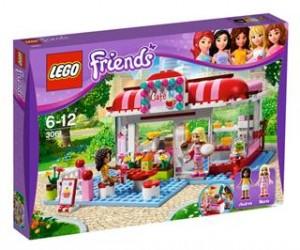 Parkcaféen - 3061 - LEGO Friends