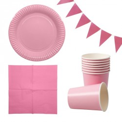 Party Pack, Pink