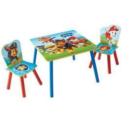 Paw Patrol bord med stole