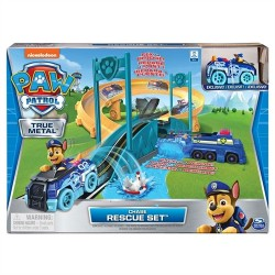 Paw Patrol Chases Police Rescue Set