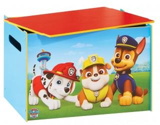 Paw Patrol legetøjskiste