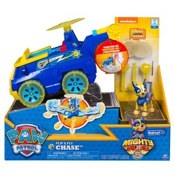 Paw Patrol - Mighty Pups Flip n Fly - Chase