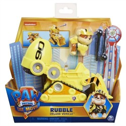 Paw Patrol Movie Themed Vehicle - Rubble