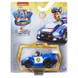 Paw Patrol - Movie True Metal Biler - Chase