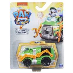 Paw Patrol - Movie True Metal Biler - Rocky