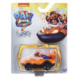 Paw Patrol - Movie True Metal Biler - Zuma