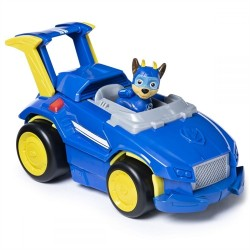 Paw Patrol power Changing Vehicles - Chase