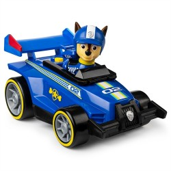Paw Patrol - Race and Go deluxe køretøj - Chase
