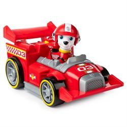 Paw Patrol - Race and Go deluxe køretøj - Marshall