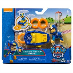 Paw Patrol - Sea Patrol Deluxe Surfboard - Chase