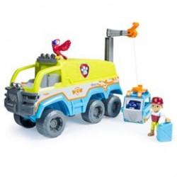 Paw Patrol terrænkøretøj - Paw Terrain Vehicle - Jungle Rescue