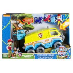 Paw Terrain køretøj - Paw Patrol