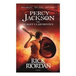 Percy Jackson og slaget i labyrinten - Percy Jackson 4 - Indbundet