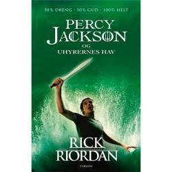 Percy Jackson og uhyrernes hav - Percy Jackson 2 - Indbundet