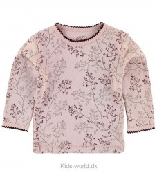 Petit by Sofie Schnoor Bluse - Rosa m. Grene