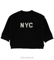 Petit by Sofie Schnoor Bluse - Sort m. NYC