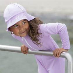 Petit Crabe Frey UV hat - mauve