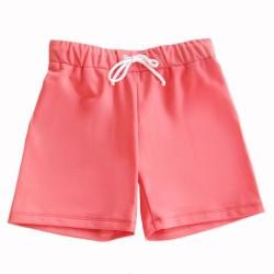 Petit Crabe korte flamingo UV shorts