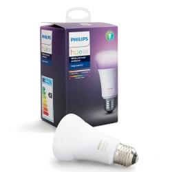 Philips Hue pære - Hue White and Color Ambiance - E27