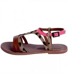 Pink Alma Sandaler Fra Little Pieces