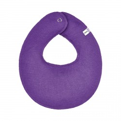 Pippi rund hagesmæk - Purple Hagesmæk