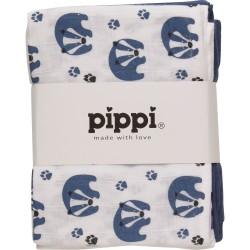 Pippi Stofbleer Med Print (8-pak) - 731
