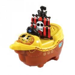 Piratskib med lys og lyd fra VTech - Toot-Toot Splash Pirate Ship