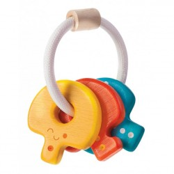 Plantoys baby nøgle rangle
