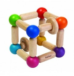 Plantoys - Firkantet gribe-legetøj