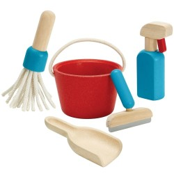 Plantoys rengøringssæt