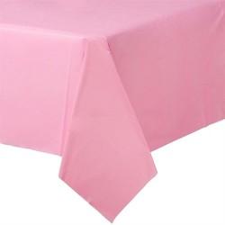 Plastdug - Engangsdug - Pink Rose