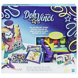 Play Doh Dohvinci All in One Art Studio - Multi