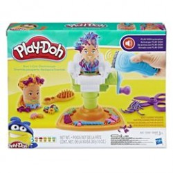 Play-Doh modellervokssæt - Buzz n cut