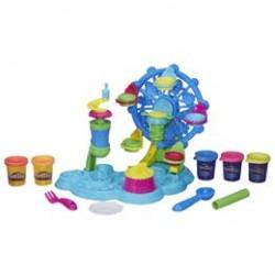 Play-Doh modellervokssæt - Cupcake Celebration